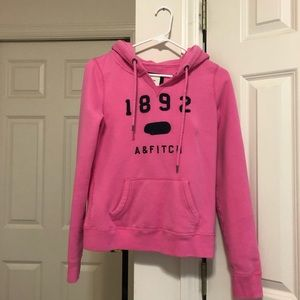 A&F hoodies